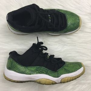 Air Jordan Retro 11 XI Snakeskin Beaters
